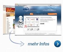 Wir erstellen Ihnen eine überzeugende Webseite / Homepage