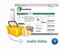 Wir installieren, gestalten und richten Ihre Webseiten ein.